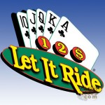 Стратегия игры Let it Ride покер